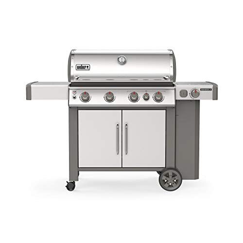 Weber genesis ii s 435 review