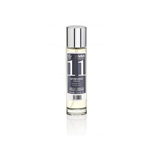 CARAVAN FRAGANCIAS nº 11 - Eau de Parfum con vaporizador para Hombre - 150 ml