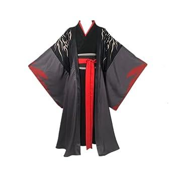 Mo Dao Zu Shi Wei Wuxian Lan Wangji Cosplay Costume Ancient Clothes Hanfu Suits