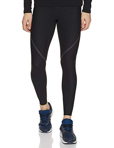 adidas Alphaskin 360 Long Tight Homme, Black, FR : M (Taille Fabricant : M)