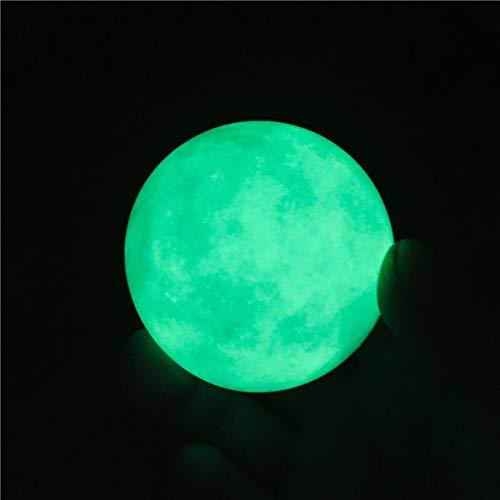 ACEACE 50mm natürliche leuchtende Steinkugel