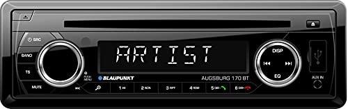 Autoradio Blaupunkt AUGSBURG 170-BT Collegamento per controllo remoto da volante