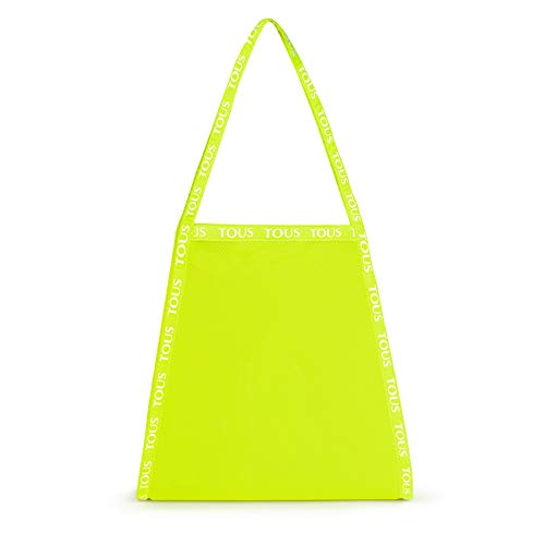 TOUS Shopping Colección T Colors Amarillo Fluorescente