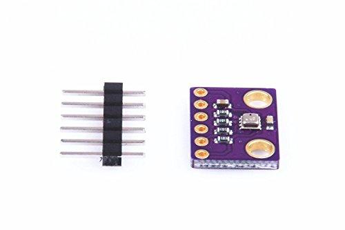 ARCELI GY-BME280-3.3 BME280 Módulo de Sensor de presión atmosférica para Arduino SPI IIC