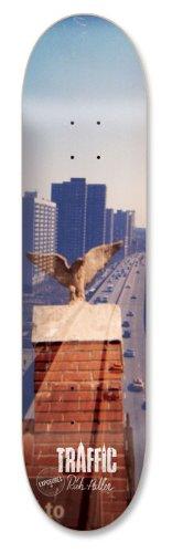 Traffic Exposure Serie Rich Adler Skateboard Pro Deck