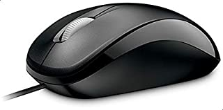 Microsoft Compact Optical Mouse 500, Black [U81-00011]