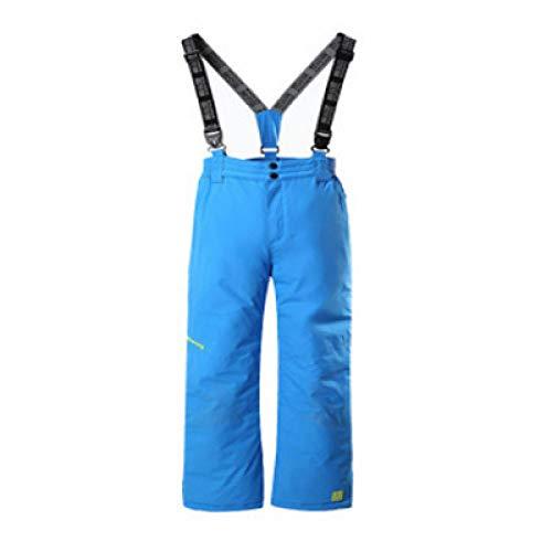 ZYJANO ski pak Jongens/Meisjes Kinderen Buiten Jassen, Verdikking Warm Ski Jassen en broek Baby Hooded Waterdichte Jas ski pakken