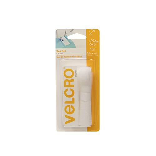 VELCRO Brand - Sew On Fasteners - 3/4