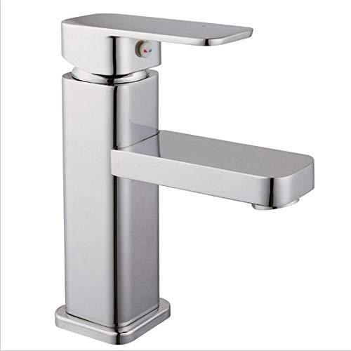 Moderner Stil Waschtischmischer Einhebel Chrom Waschbecken Wasserhahn