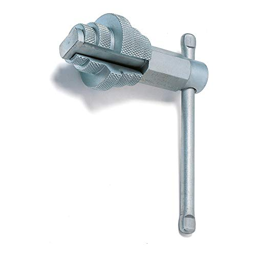 RIDGID 31405 Model 342 Internal Wrench, 4-1/2-inch Internal Pipe Wrench,Silver,Small