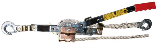 Maasdam Pow'R Pull A-100 3/4 Ton Capacitty Rope Puller with 100' of 1/2' dia. Rope