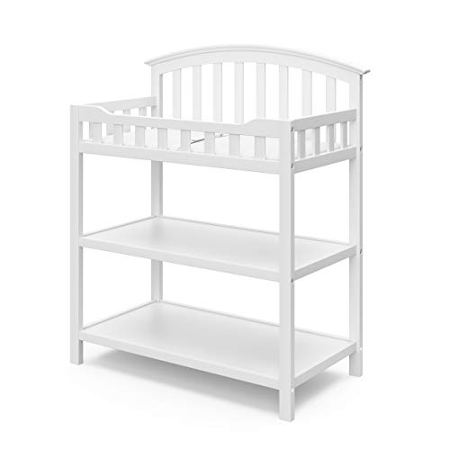 Graco Changing Table with Water-Resistant Change Pad