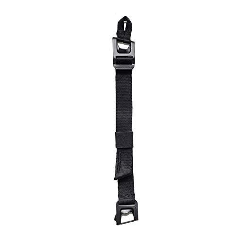 Peak Design Sternum Strap – Cinghia di ricambio per zaino Everyday Backpack V2 – Nero (nero)