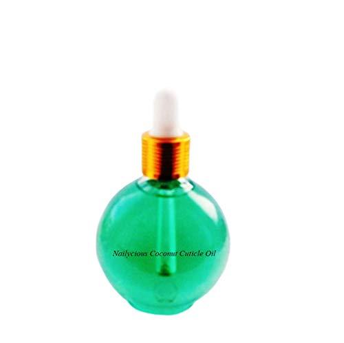 Aceite para cutículas de uñas de coco, 75ml,...