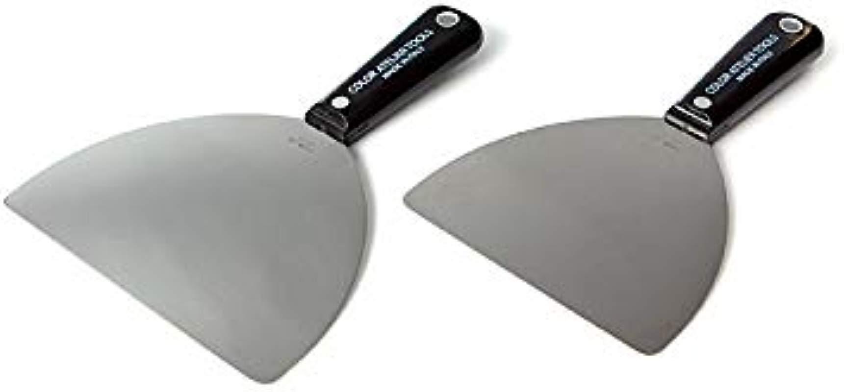 Stainless Steel Plaster Spatula Medium