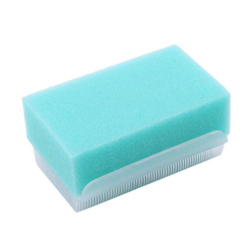 #N/A Maorniessy - Esponja para lavar platos (antiadherente), color verde