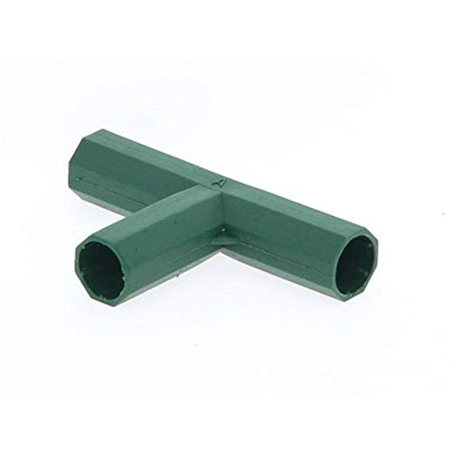 Wonderday 10 stuks PVC fitting 16 mm PVC fitting bouwen, high-performance kas, meubelverbinders