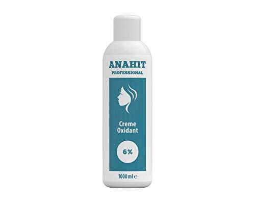 Anahit Professional Oxidante Creme Oxidant Entwickler 1000ml Oxide NEW BRAND 2020 Made in Germany Hochwertige Inhaltsstoffe Verwendet Wasserstoffperoxid Cream Oxydant (6% Prozent)