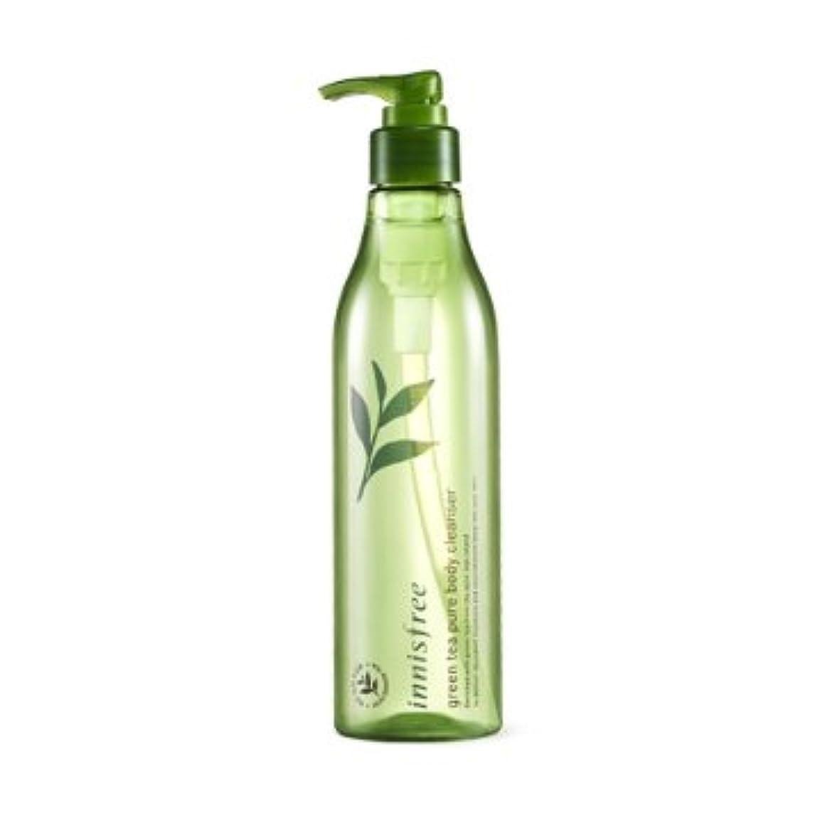 驚きベリ適度に【イニスフリー】Innisfree green tea pure body cleanser - 300ml (韓国直送品) (SHOPPINGINSTAGRAM)
