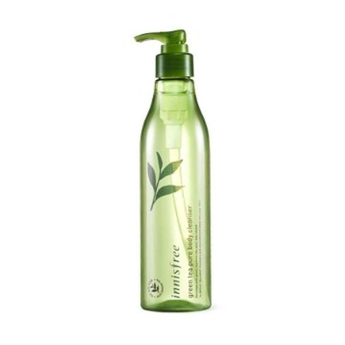 食料品店警報不機嫌そうな【イニスフリー】Innisfree green tea pure body cleanser - 300ml (韓国直送品) (SHOPPINGINSTAGRAM)