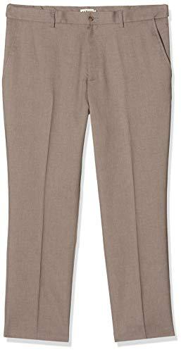 Farah 4 way stretch poly Pantaloni Pantaloni Frogmouth Con Tasca