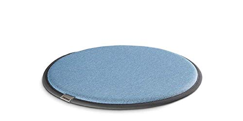 Interstuhl UPis1 Ergonomischer Pendel Hocker Sitzkissen Brilliantblau