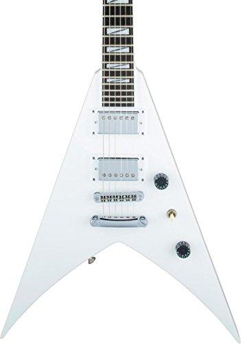 Jackson Pro King V KVT Snow White E-Gitarre