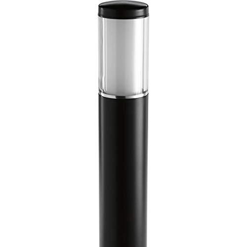 Progress Lighting P5247-31 Contemporary Modern LED Landscape Bollard from LED Landscape Collection in Black Finish,
