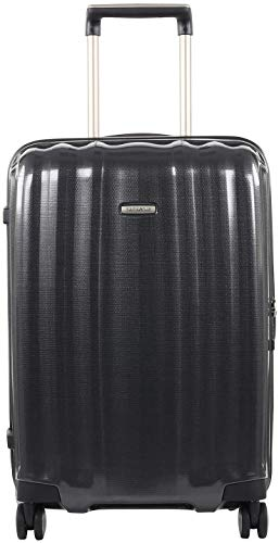Samsonite Lite-Cube - Spinner M Suitcase, 68 cm, 67.5 Litre, Grey (Graphite)