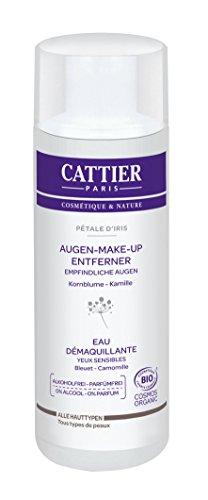 Cattier Pètale d`Iris Augen-Make-Up-Entferner, 1er Pack (1 x 150 ml)