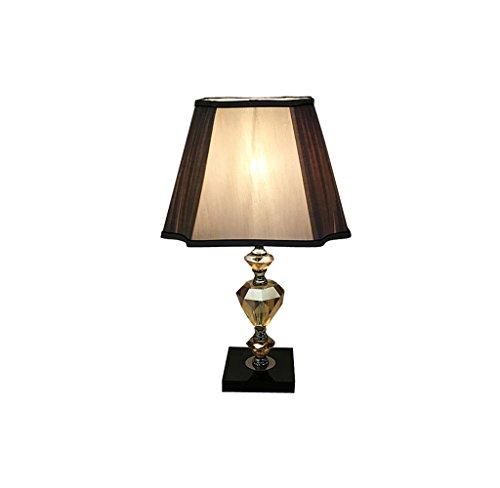 JPVGIA Sombra cuadrada Moderno Nuevo Chino Lámpara de Mesa Dormitorio Luz de noche Neoclásico Modelo antiguo Decoración de la habitación Lámpara de escritorio Estudio