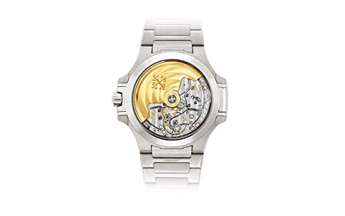 Patek Philippe Nautilus Steel 7118-1200A-011 with Gray Opaline dial