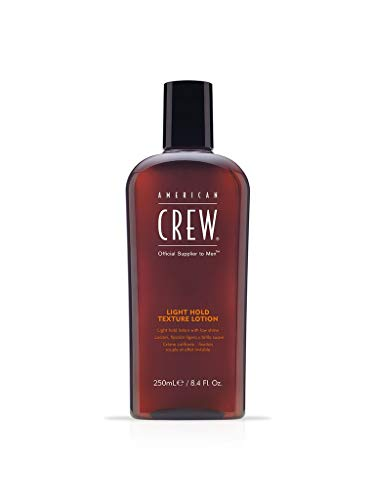 AMERICAN CREW Light Hold Texture Lotion, 8.4 Fl Oz
