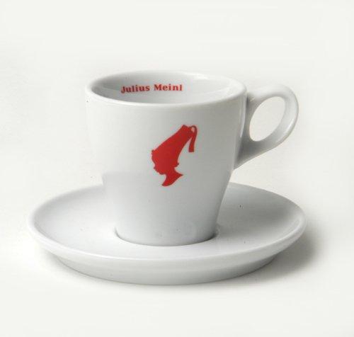 Meinl Melange Tasse weiß