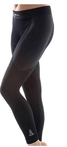 f-all-All Pantalon Long St. Moritz 240586 Noir S/M (42-44) 42% Laine