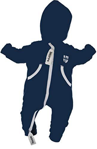 Gennadi Hoppe Baby Jumpsuit - Overall,blau,50