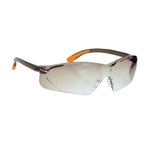 transparente Gafas de seguridad transparente o get/önt Gafas protectoras Fosa EN166 1F AS AF CE zertifiziert