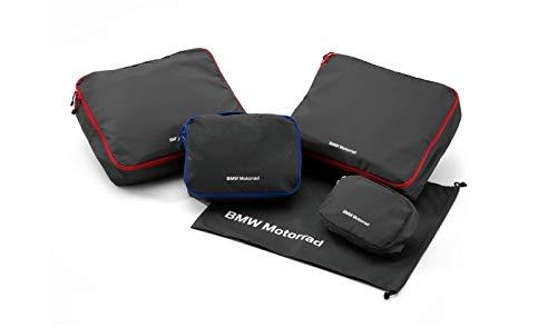 BMW Bolsas interiores originales – Juego para maletín, maletín lateral y maletín de moto.