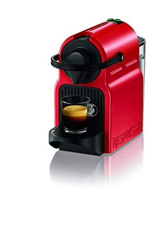 Nespresso Krups Inissia - Caffettiera a capsule Nespresso (rigenerato) Rosso