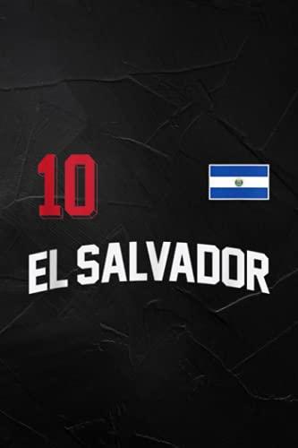 Planificador de día – Diseño retro El Salvador en estilo de fútbol o...
