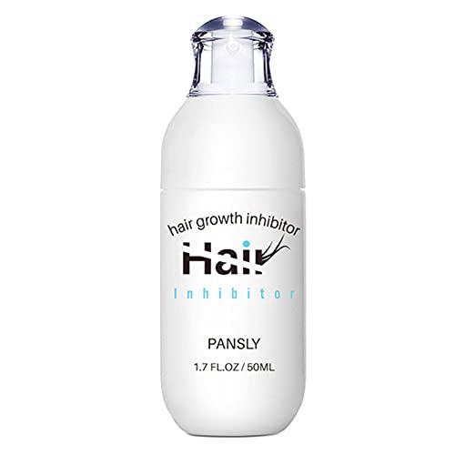 FeelMeet Pansly Pelo inhibidor de Crecimiento de Pelo de Aceite Desmontaje Crema depilatoria Permanente Cara de Cuerpo del removedor del Pelo para el Crecimiento Hair Stop 50ml