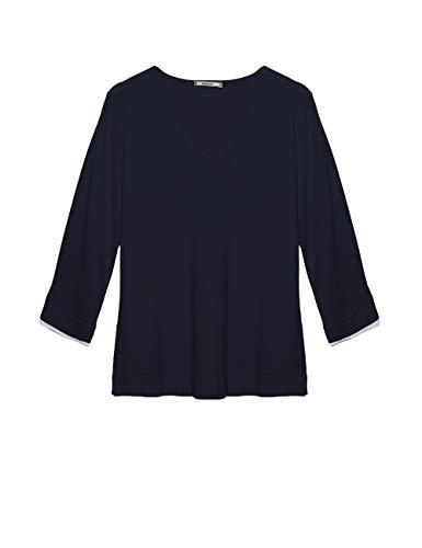 Elena Miro' shirt met strepen, onderkant, shirt met lange mouwen voor dames
