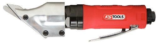 KS Tools 515.3055 Druckluft-Blechschere, 2,6m/min, 85L/min