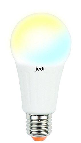 Jedi Lighting je0126021, 2en 1, acrílico, color blanco, 20x 10x 5cm