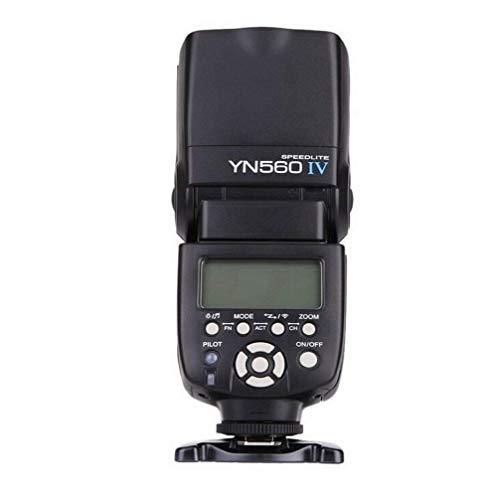 Yongnuo YN560 IV Flash Speedlite senza filo 2.4GHz GN58 per Canon Nikon Pentax Panasonic