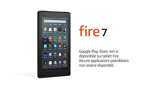 Tablet Fire 7, schermo da 7