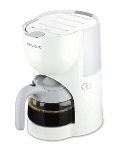 Kenwood CM200 - Cafetera de goteo, 650 W, 0.5 L, plástico, blanco