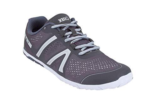 Xero Shoes Women s HFS Running Shoes - Zero Drop, Lightweight & Barefoot Feel, Steel Gray, 8