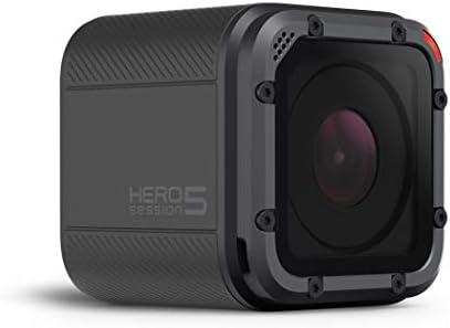 GoPro HERO5 Session Camera, 10 MPx, 4k, nera