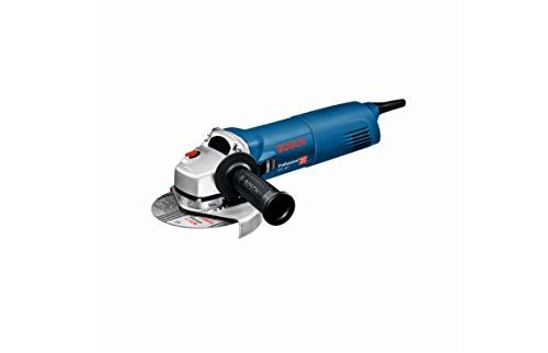 Bosch Professional GWS 1400 - Amoladora angular (1400 W, 11000 rpm, Ø disco 125 mm,...